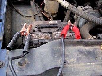 How To Clean Car Battery Terminals With Baking Soda Lawn Mower Battery Car Battery Charger Car Battery