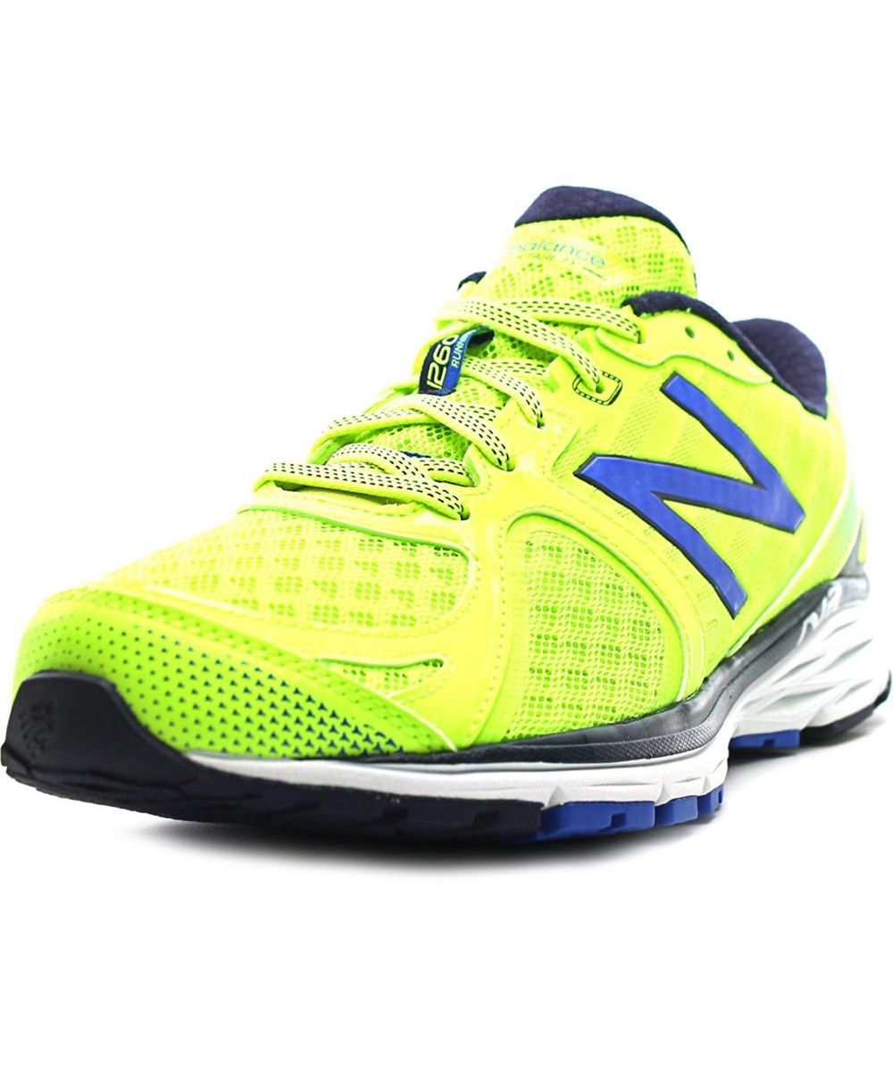 429dfb885a NEW BALANCE New Balance 1260 Men Round Toe Synthetic Yellow Running ...