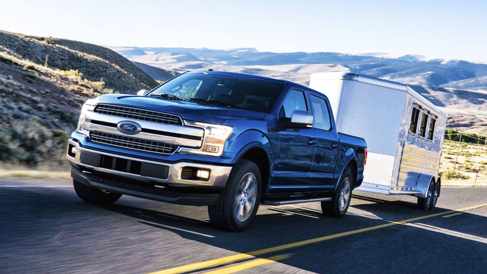 Ford Trucks Ford F150 Truck Comparison