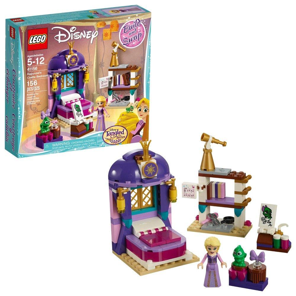 Lego Disney Princess Rapunzel S Castle Bedroom 41156 Lego Disney Disney Princess Toys Disney Princess Rapunzel