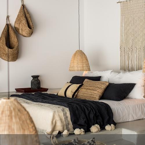 Schlafbereich in der Split Level Suite Bedrooms