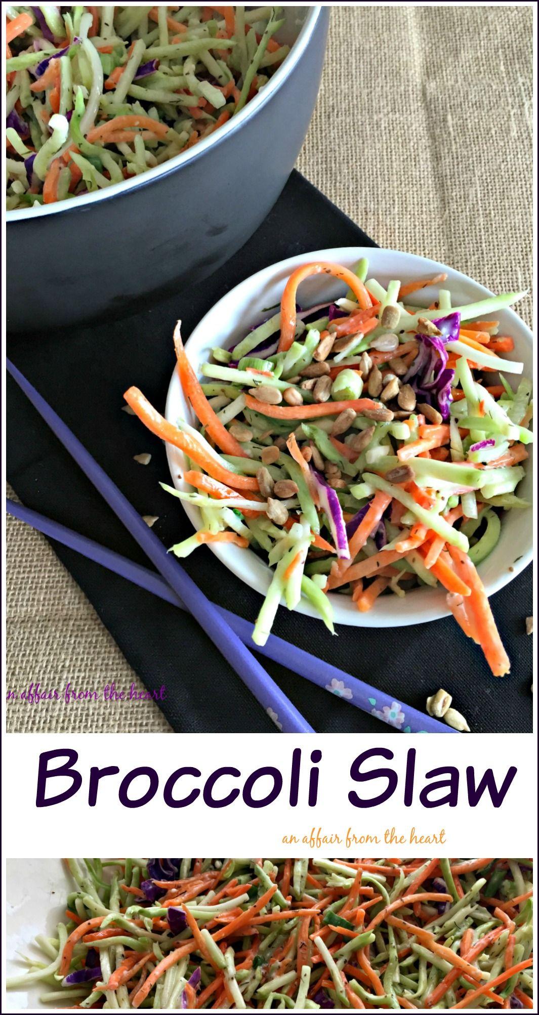Broccoli Slaw - An Affair from the Heart