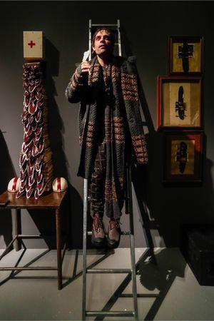 Antonio Marras Menswear Fall Winter 2017 Milan
