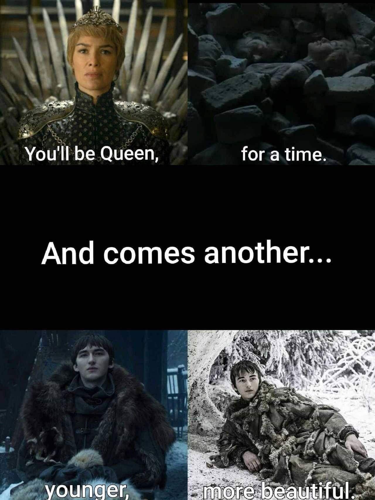 Bran the beautiful. GoT. Got memes, Memes, Funny