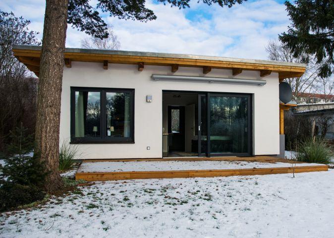 Das Ferienhäuschen St Pauli modernes ferienhaus mit terrasse und garten müritznähe
