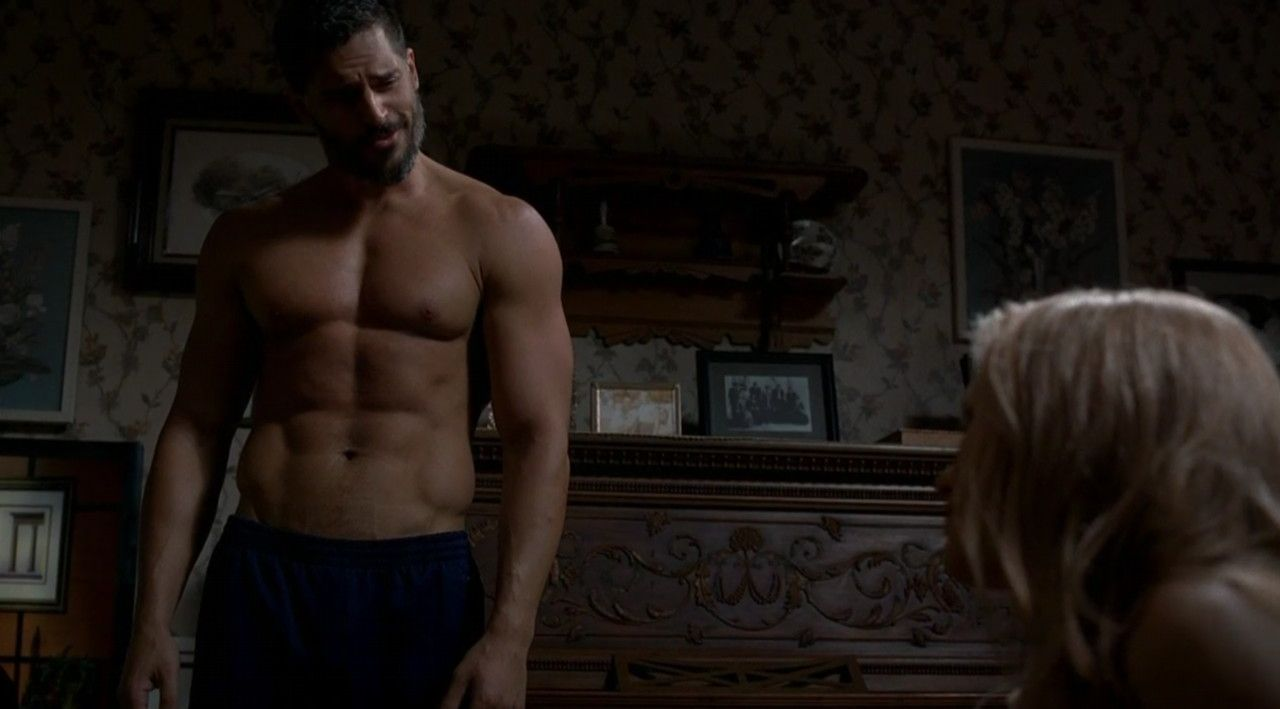 Tits Naked Pictures Of Joe Manganiello Pictures