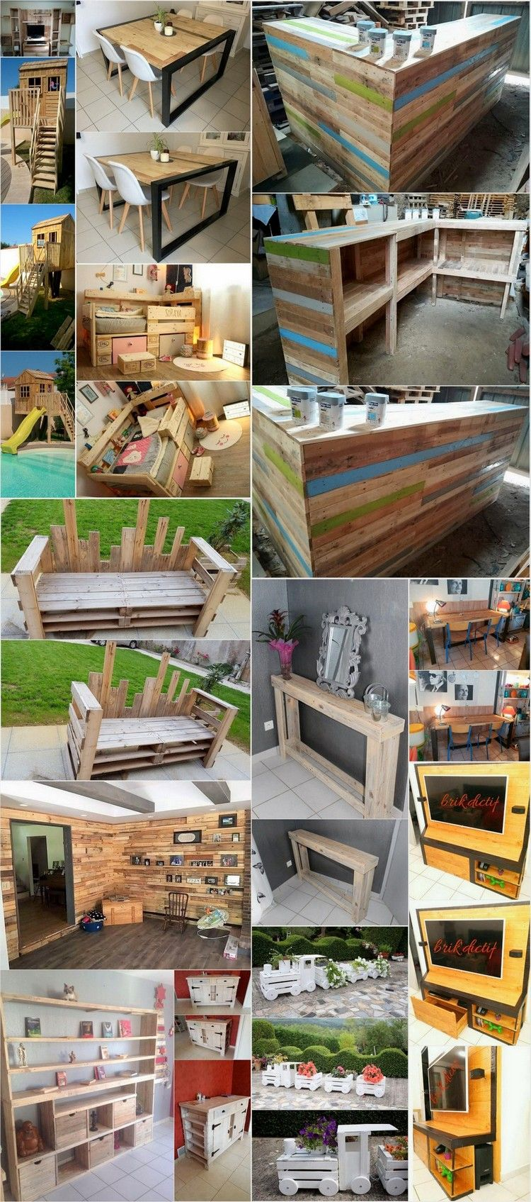 Fast-and-Fabulous-Wood-Pallet-Projects.jpg (750×1695)