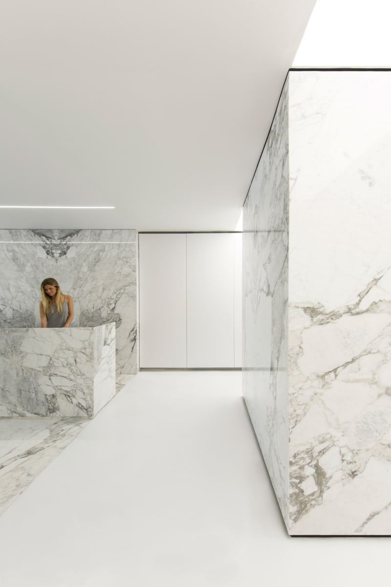 Minimalist House 85 Design: Fran Silvestre Arquitectos · Petra In 2020 (With Images)
