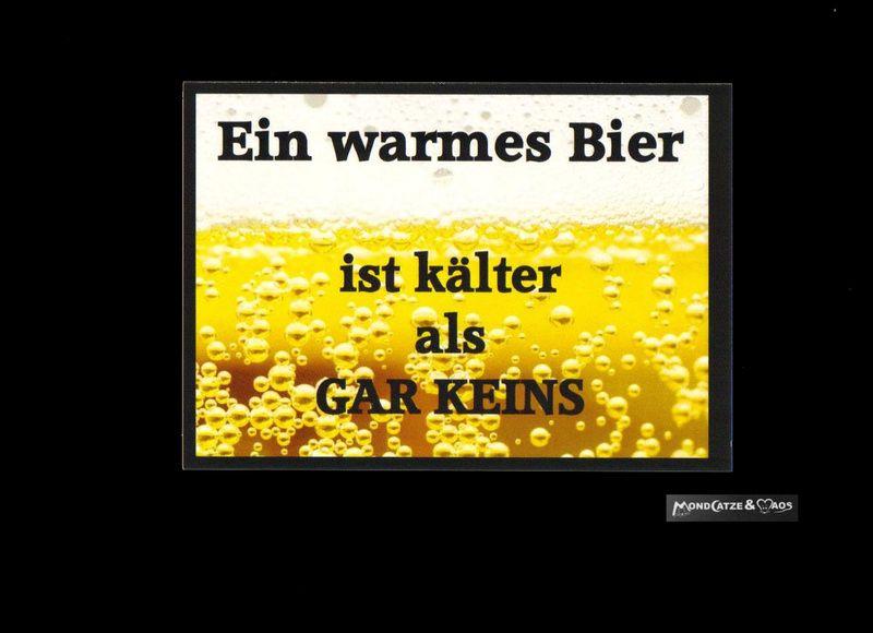 Bildergebnis für warmes bier