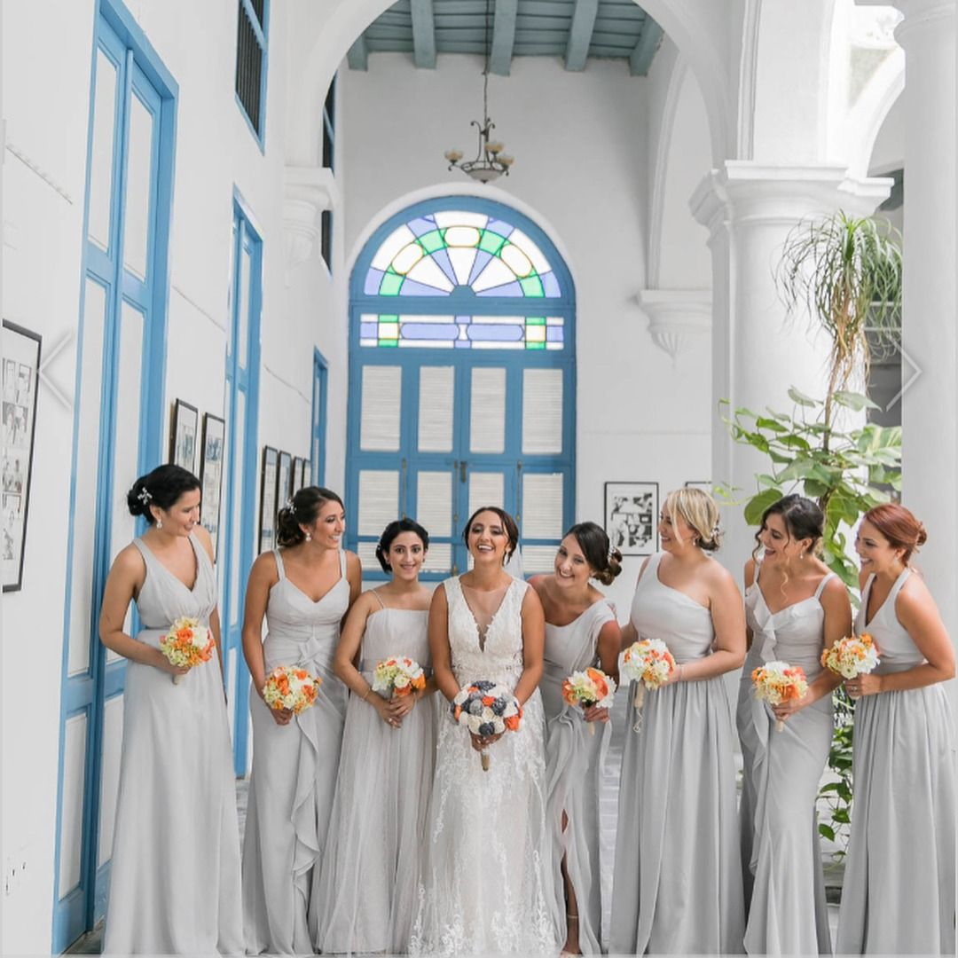WHITE By Vera Wang Affordable Bridesmaid Dresses In