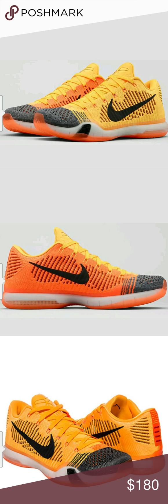 new concept 001ee c2976 Orange · Nike Kobe X 10 Elite Low Chester Cheetah Rare Kobe X 10 Elite Low  Chester The