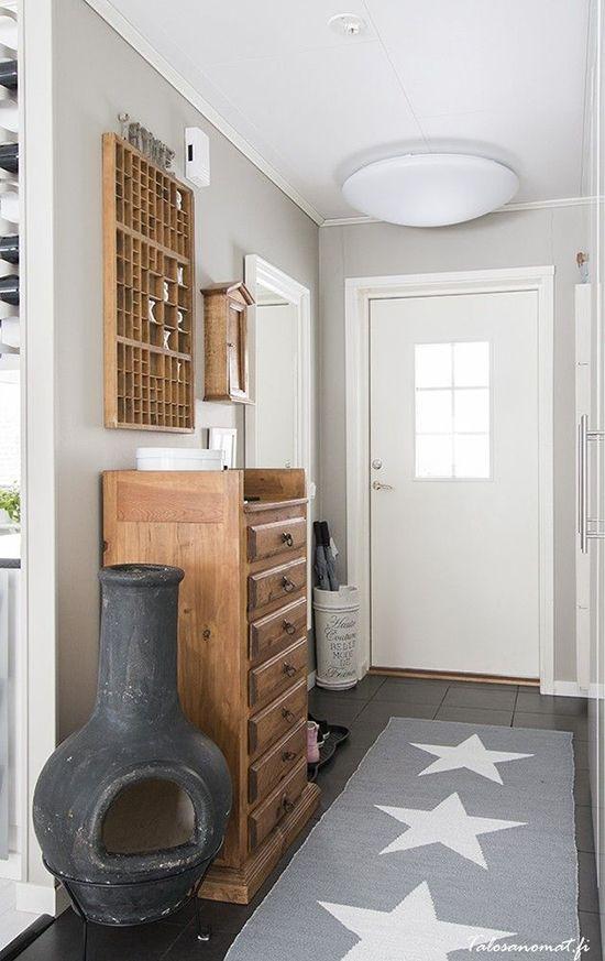 Alfombras para un pasillo acogedor y funcional - Alfombras para recibidor ...