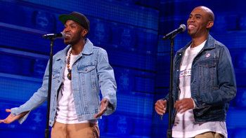 The Craig Lewis Band's passion and soul make waves on the AGT stage.