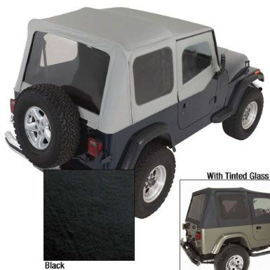 1997 2006 Jeep Wrangler Replacement Upper Window Door Skins Black Diamond Jeep Wrangler 2006 Jeep Wrangler Jeep