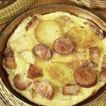 Patatas Rellenas De Carne Picada Y Queso Receta Al Horno Patatas Rellenas De Carne Patata Rellena Recetas Con Chorizo
