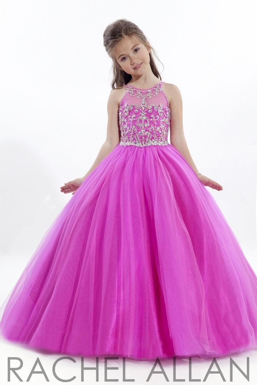 Everything Formals - Perfect Angels Little Girls Pageant Dress 1561 ...