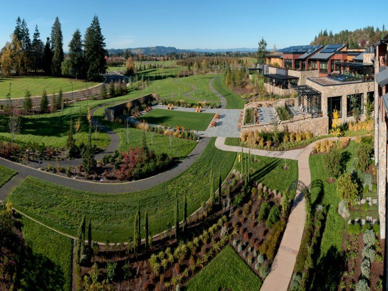 Allison Inn Spa Newberg Willamette Valley Oregon Our Readers Say Surrounded By Vineyards Orchards And Farmland This Jewel Of A Hotel 45