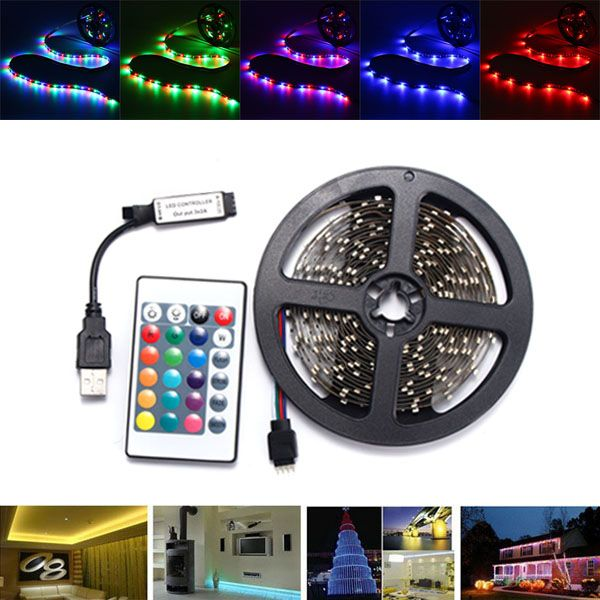 051234m smd3528 non waterproof rgb led strip light tv 051234m smd3528 non waterproof rgb led strip aloadofball Choice Image