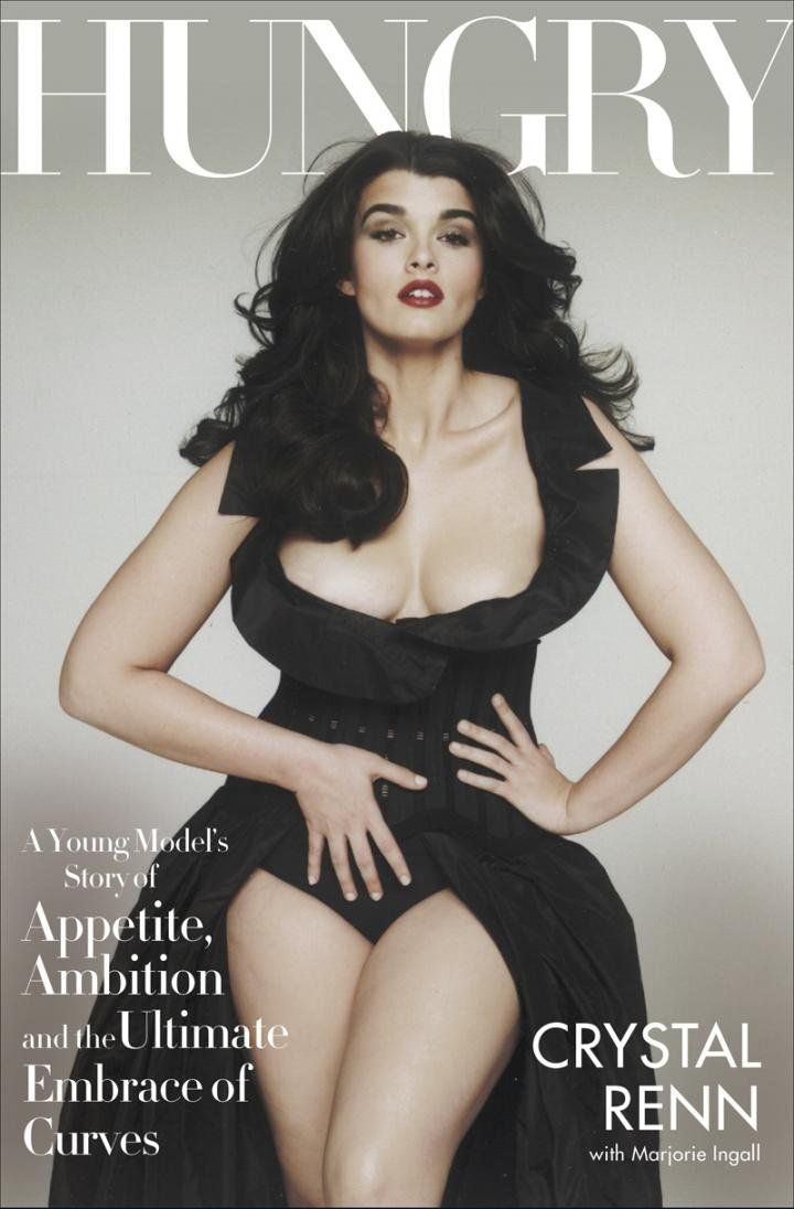 Crystal Renn became a famous plus-size model, posing for ...