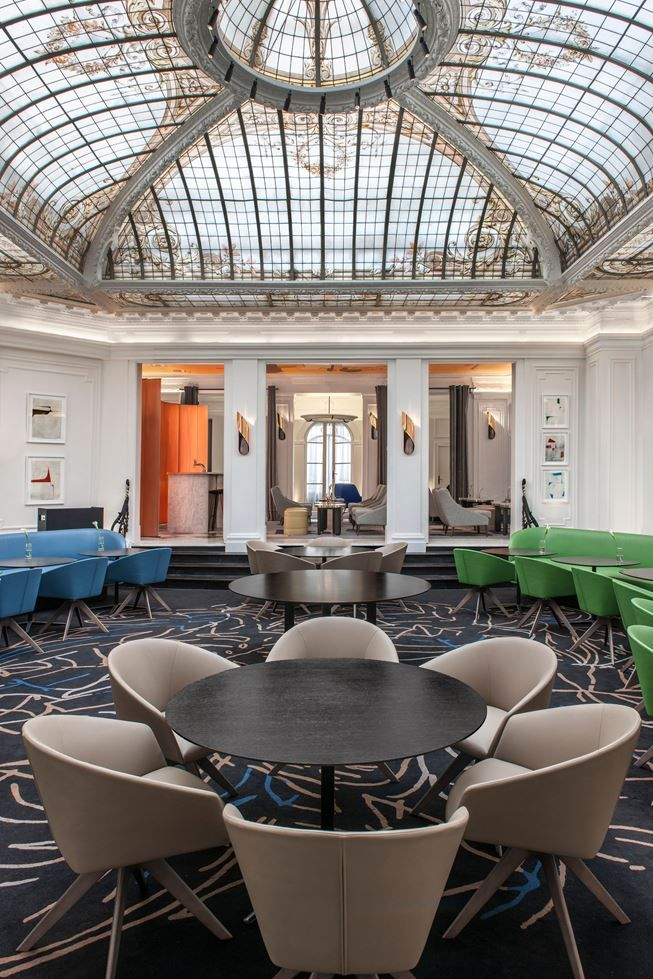 Hôtel Vernet - Picture gallery I like this! Pinterest Gallery - Bao Contemporaneo