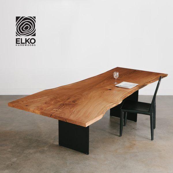 Oak Dining Table Live Edge Dining Room Oak Dining Room Table Oak Dining Table