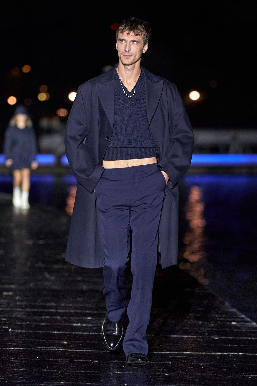 Ami Spring 2021 Ready-to-Wear Fashion Show