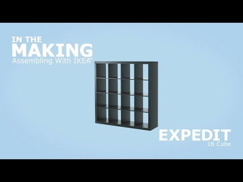 Ikea Expedit Bookcase Assembly Instructions I Am Going To Make