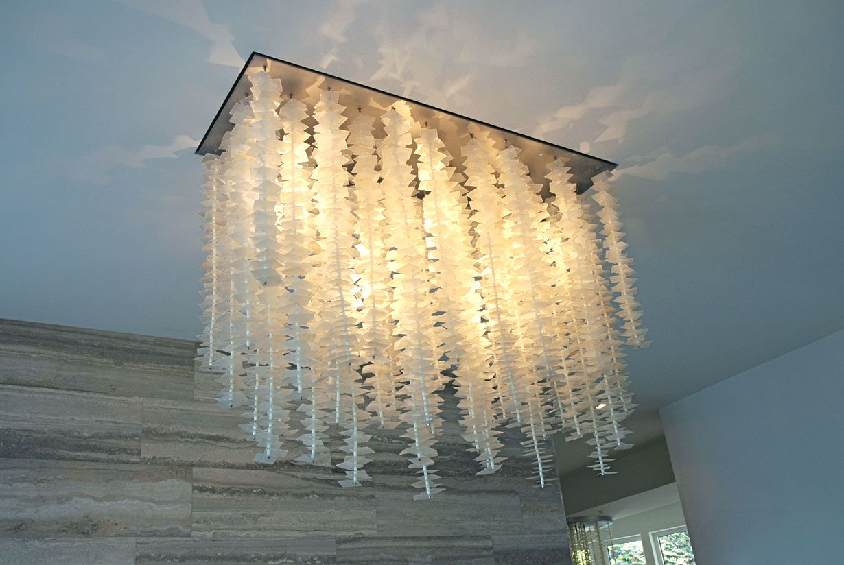 capiz shell lighting fixtures. Sombrio 52 X 18 - Custom Capiz Shell Chandelier With LED Lights 52\ Lighting Fixtures