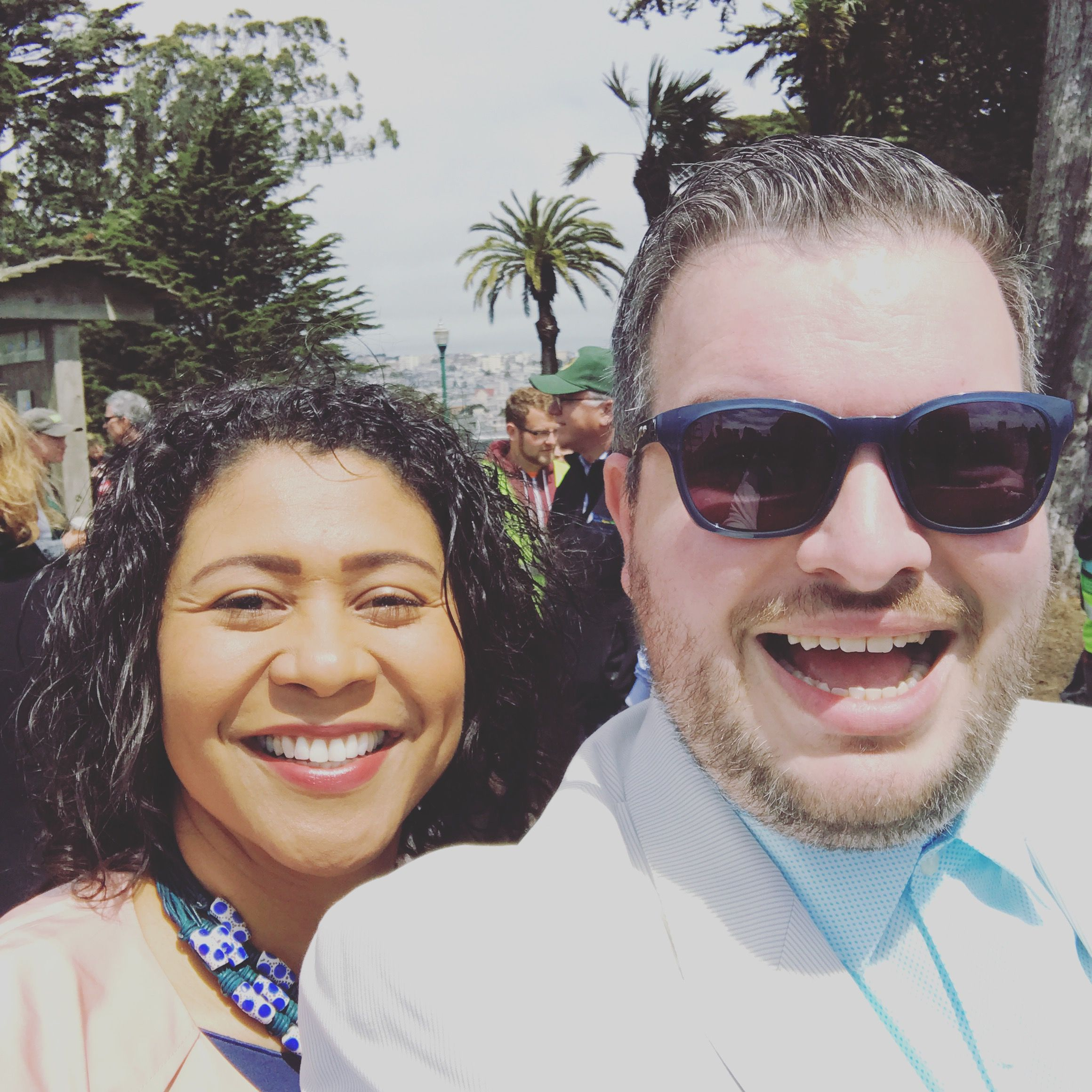 London Breed Declares Victory In Tight Mayoral Race Visit San Francisco Racing London