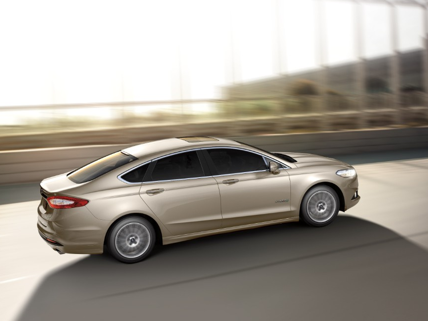 U.S. News and World Report named the Ford Fusion the Best Hybrid Car ...