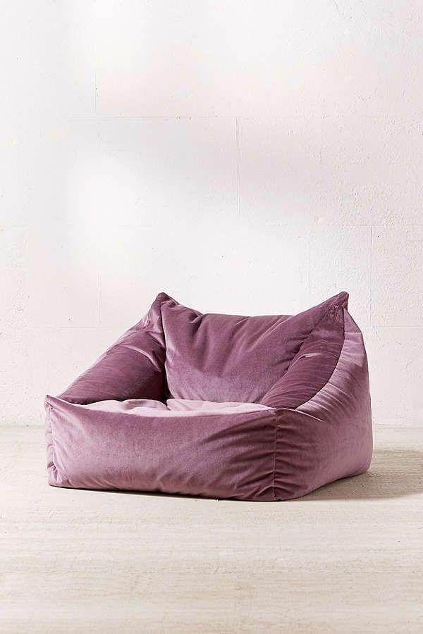 Velvet Lounge Chair Velvet Lounge Chair Bean Bag Chair Velvet Lounge