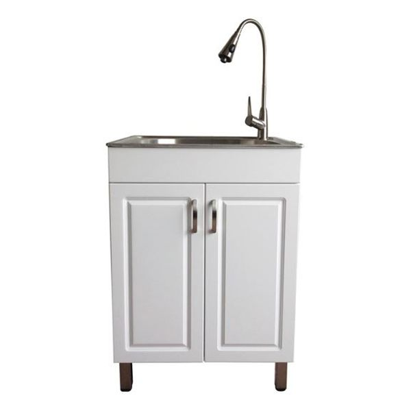 Westinghouse Laundry Sink With Cabinet Lowe S Canada