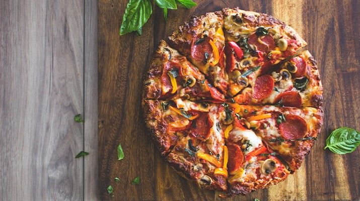 Grilled Pizza - An Easy Recipe for a Lazy Day (Có hình ảnh)