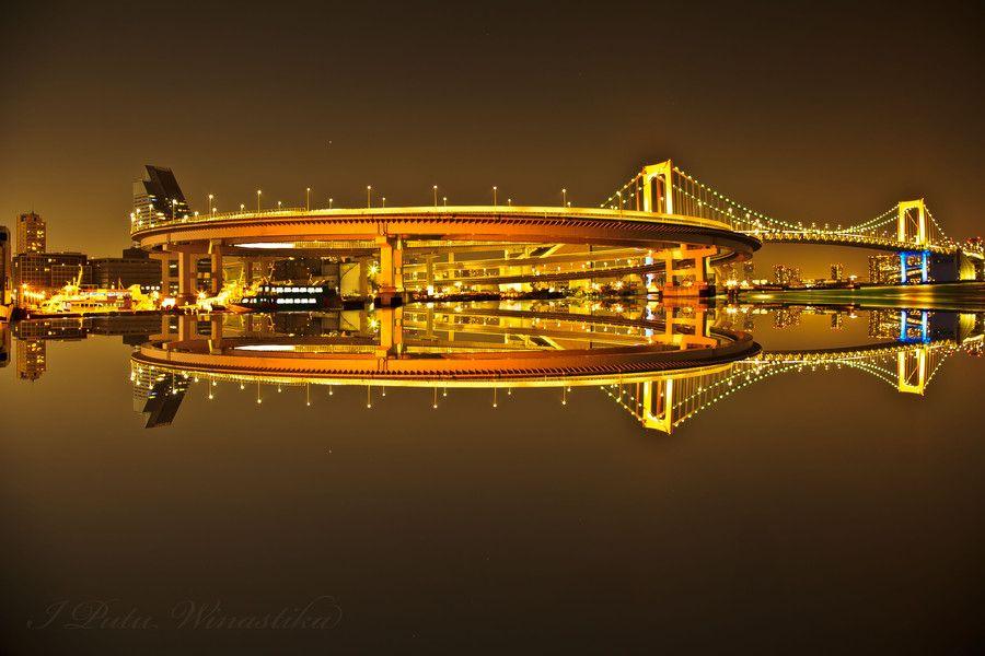 Rainbow Brigde Tokyo_Japan by I Putu Winastika on 500px