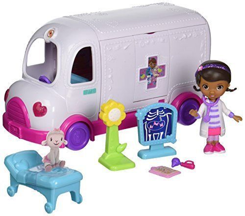 Doc Mcstuffins Mobile Clinic Toy Birthday Christmas Gift Disney