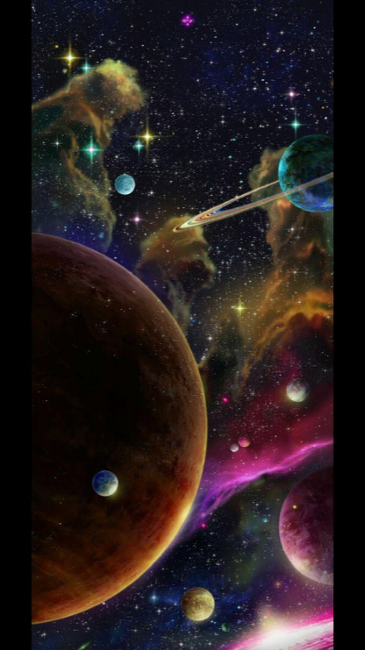 Galaxi Space Dandy Galaxy Wallpaper Space Art