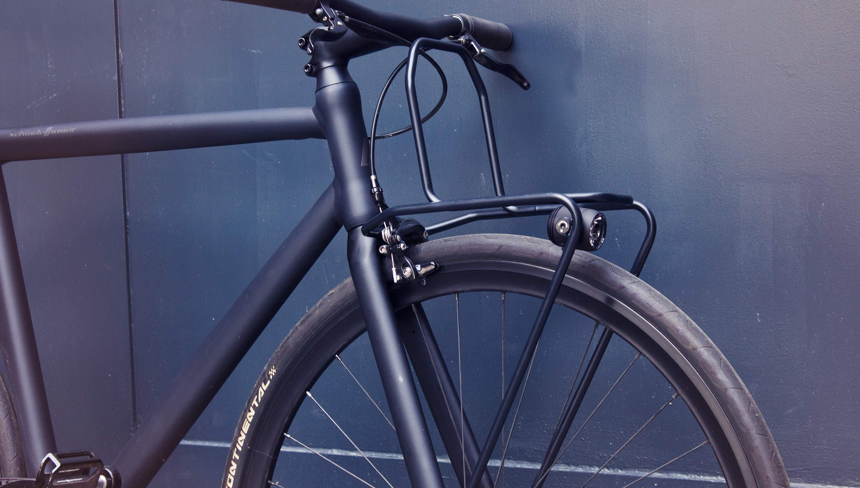Frontgepäckträger | Schindelhauer Bikes | fahrrad | Pinterest ...