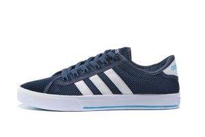 2015 zomer ew stijl Adidas NEO Heren/Dames Schoenen - donkerblauw/Gade