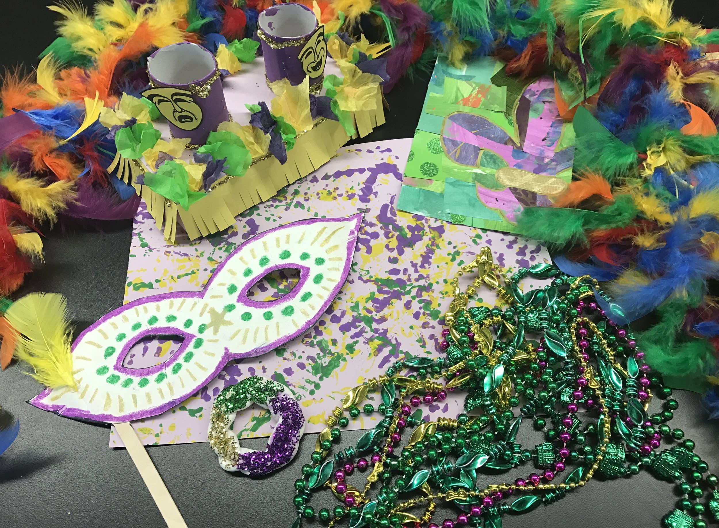 Mardi Gras Projects