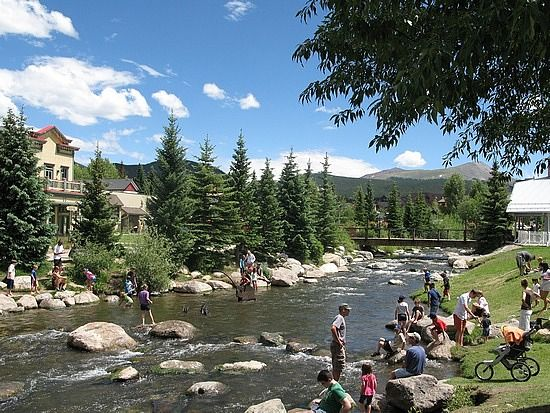 Summers in breckenridge colorado i could do that all for Fly fishing breckenridge