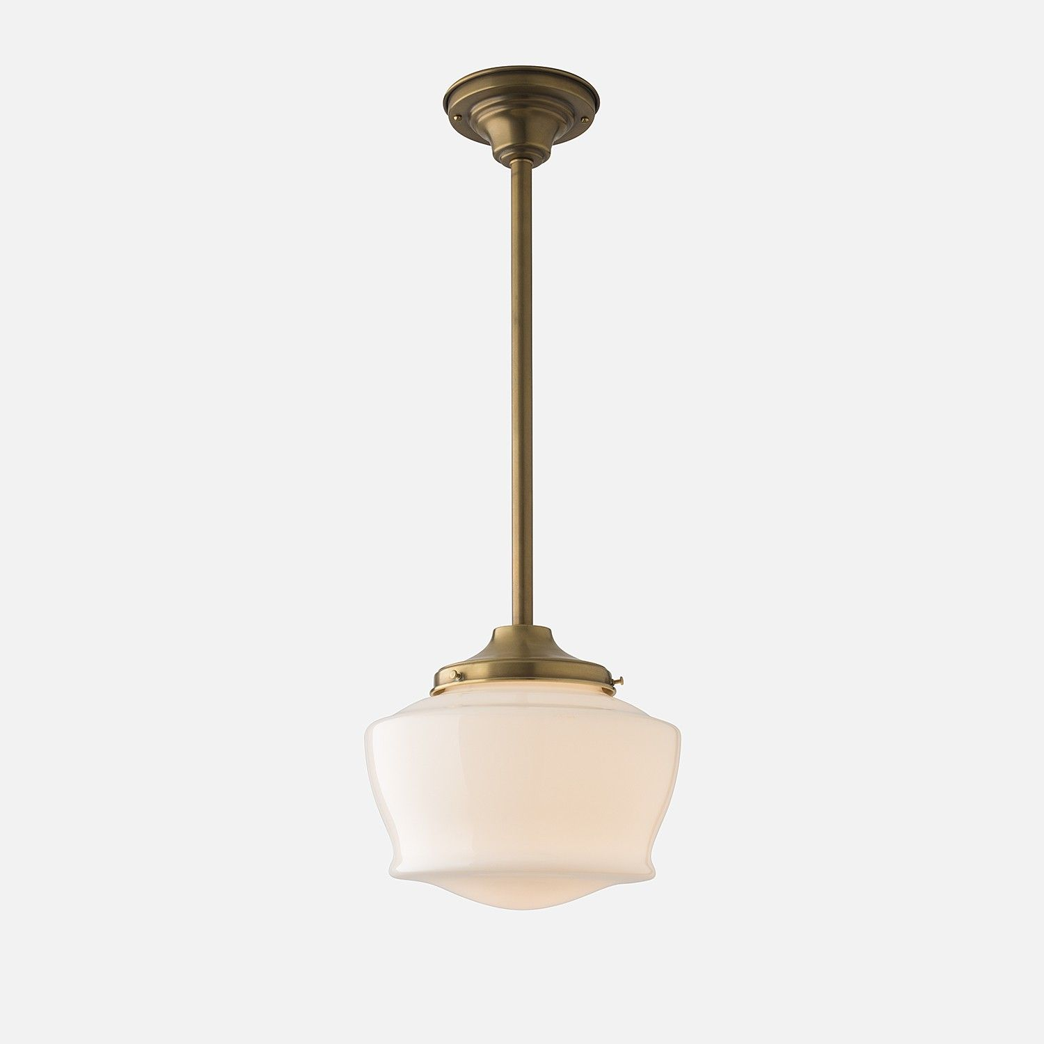 Union 6 Pendant Light Fixture - Schoolhouse Electric & Supply