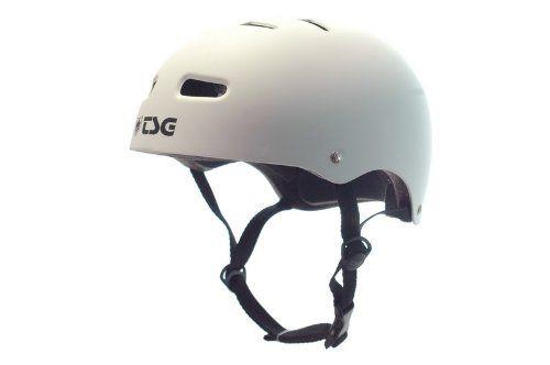 tsg skatebmx white helm amazonde sport  freizeit