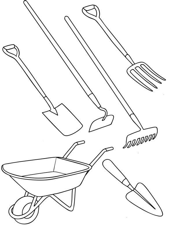 Resurse Pentru Copii Crestini Gardening For Kids Construction Theme Classroom Drawing Lessons For Kids