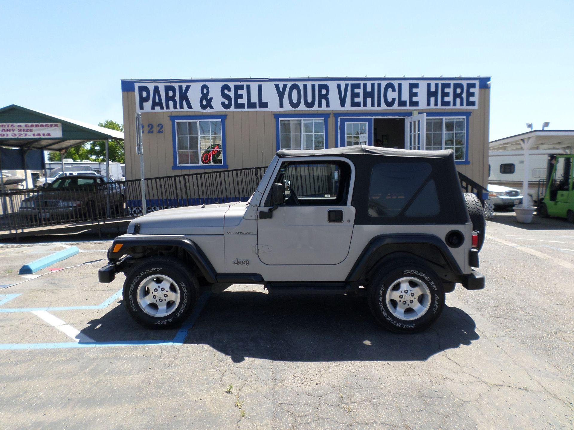 2001 Jeep Wrangler Jeep Wrangler 2001 Jeep Wrangler Suv For Sale