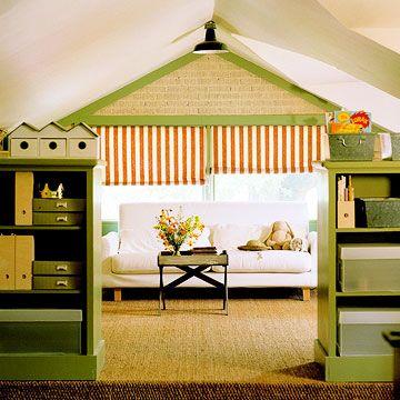 Attic Remodeling Ideas Attic Spaces Attic Remodel Home