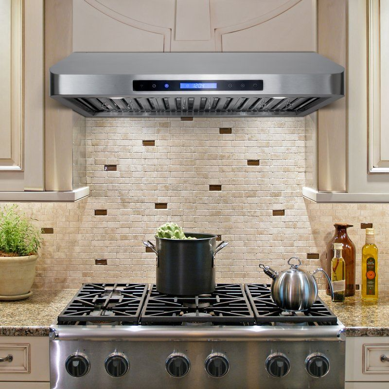 Surprising 30 900 Cfm Ducted Under Cabinet Range Hood In 2019 Beutiful Home Inspiration Truamahrainfo