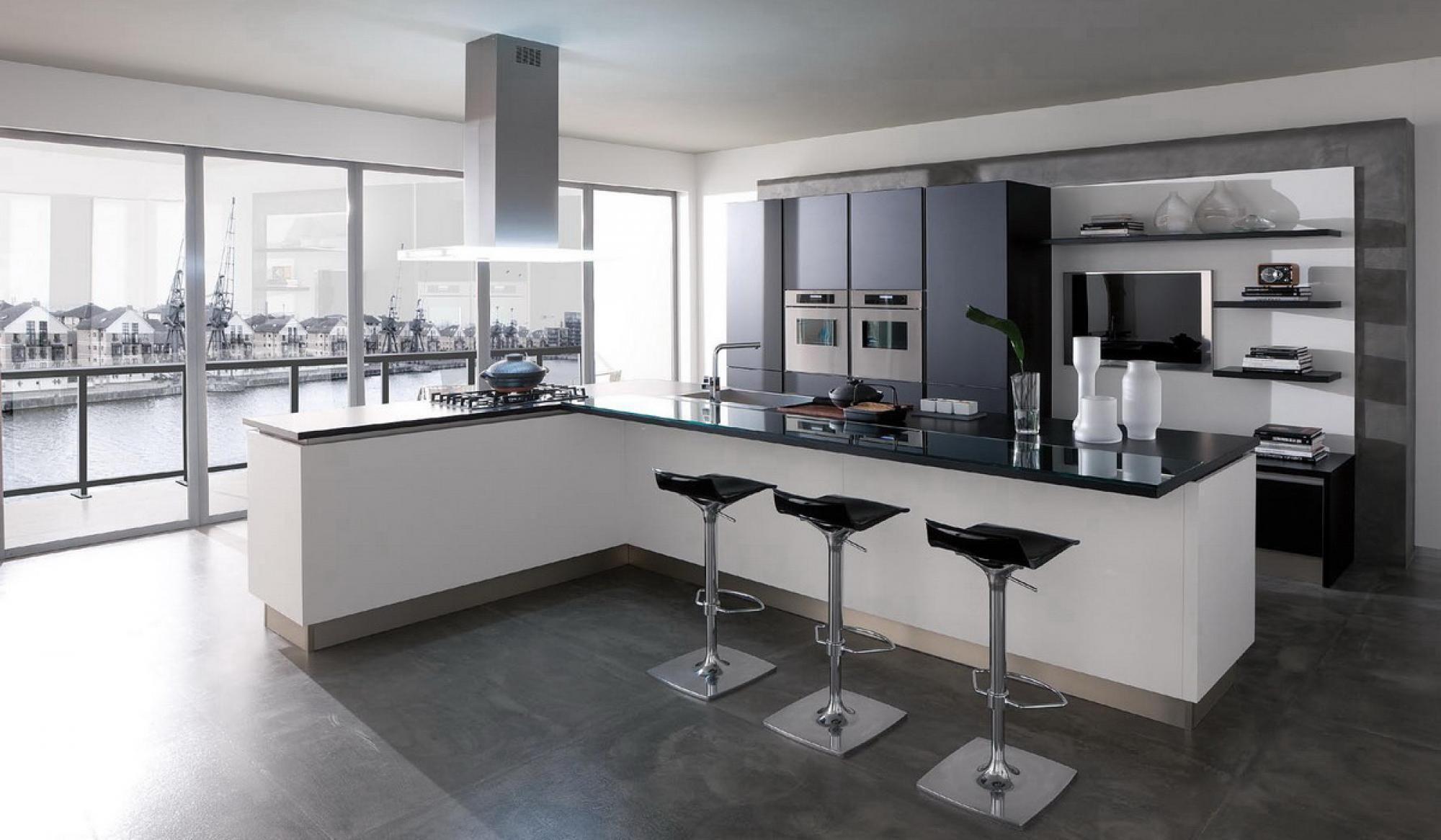 28 Modern Open Kitchen Ideas Contemporary Kitchen Island Modern Kitchen Open Kitchen Design Open