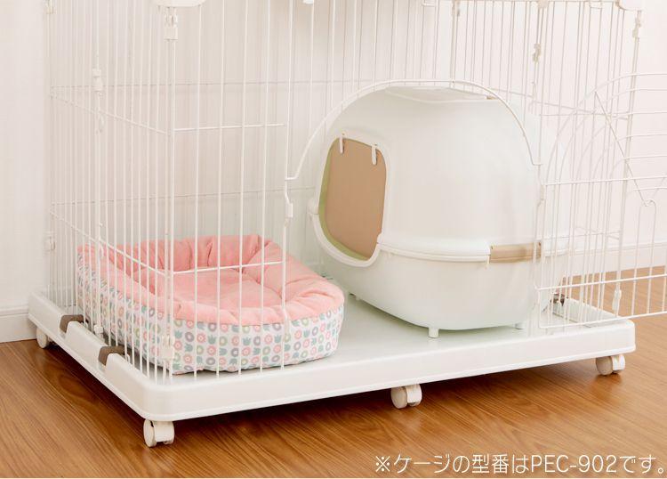 脱臭ワイド猫トイレ Wnt 510 全6色 P311340f アイリスプラザ