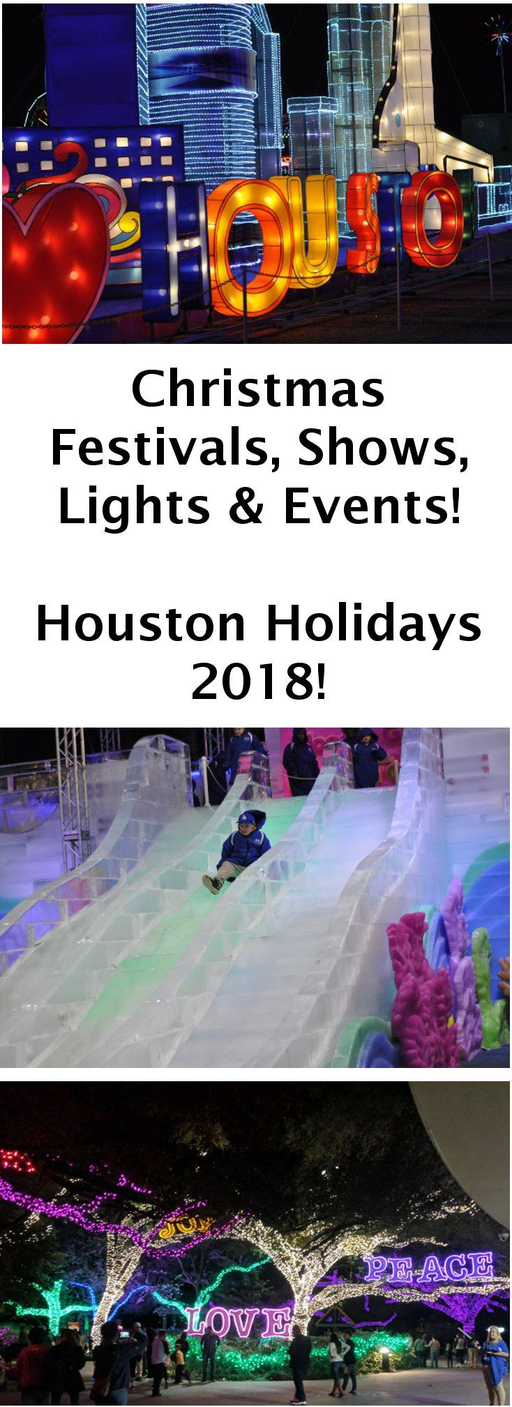 Christmas Events Houston 2019.Round Up Posts On Jillbjarvis Com Published September 21