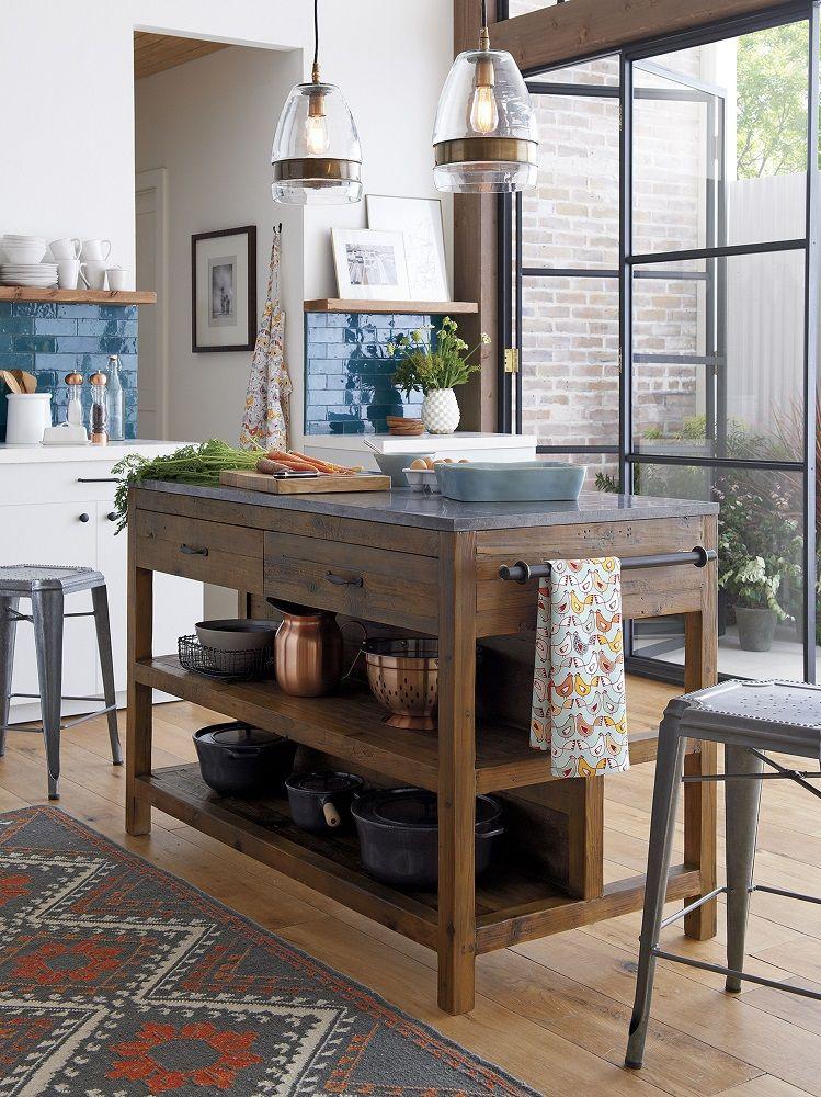 consigli per cucina isola | DIY Kitchen Island Ideas nel ...